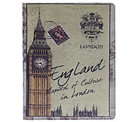 Londres Big Ben Housse de protection pour l'iPad 2/3/4