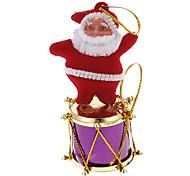 Papai Noel Pingente Decoração para o Natal (cor aleatória)