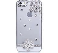 Casos cereza Joya cubiertos para iPhone 5C