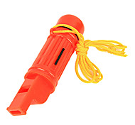 Outdoor 5 in 1 multifunzionale Micro Whistle