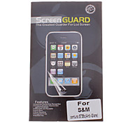 Professional Matte Anti-Glare LCD Screen Guard Protector for Samsung Galaxy Centura S738c