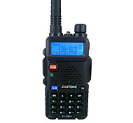 Amateur Dual Band 2 Way Radio ZT-V8A + walkie talkie con pantalla LCD
