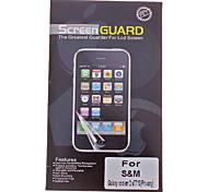 Datenschutz Anti-Spy-Schutz-Schutz-Schild-Film für Samsung Galaxy S7710 Entdecken 2