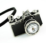 Fashion Camera Necklaces ,Nl-1297B