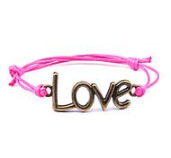 L'Europe bracelets d'amour de style