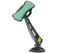 Grip GO Universal 360 Degree Rotatable Windshield Car Holder with Washable Gel Pad and Suction Cup