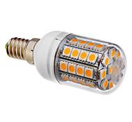 Ampoule Maïs Blanc Chaud E14 7 W 45 SMD 5050 280-330 LM 3000 K AC 100-240 V