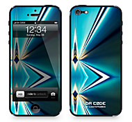 "Code Da ™ Skin pour iPhone 4/4S: ""Vanishing Point"" (série abstraite)"