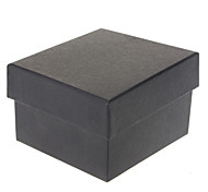 Black Paper Watch Box