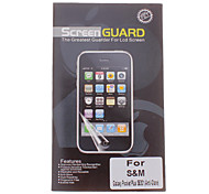 Professional Matte Anti-Glare LCD Screen Guard Protector for Samsung Galaxy Pocket Plus S5301