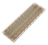 830-points DIY Multi-functional Solderless Breadboard
