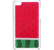 Watermelon Pattern Epoxy Hard Case for iPod Touch 4
