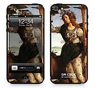 """El Código Da ™ Skin para el iPhone 5/5S: """"Palas y el Centauro"""" de Sandro Botticelli (Masterpieces Series)"""