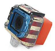 Gopro Accessories Protective Case For All Gopro Plastic Orange