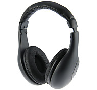MH2001 Wireless HIFI Headset Support FM,MP3,CD,TV