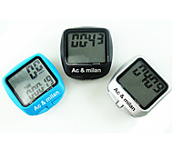 42 Functions Cycling Bicycle Bike Computer Odometer Speedometer with Cadence