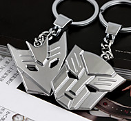 Pair of Transformer Mask Shaped Keychain