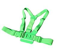 Cintura toracica per GoPro HD Hero 2 e 3 (verde)