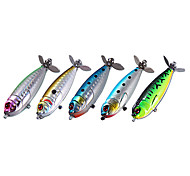 KINGDOM 55mm/8.8G Hard Bait Pencil Water Surface Fishing Lure (Random Color)