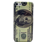 US Dollar Money Hard Back Cover Case for iPhone 5C