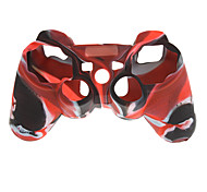 Silicone Skin Case for Sony PS3 Controller