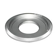 Silver C Montaje de la lente para SONY NEX-5 NEX-3 NEX-VG10 Adaptador NEX5 NEX-C3
