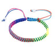 Style européen multicolore Bracelet de l'amitié