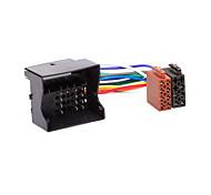 ISO Wire Harness Plug Adaptor for CITROEN C2 C3 2003+ C4 C5