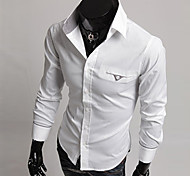 Men'S Gentle Long Sleeve Shirt