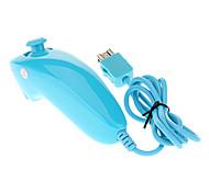 Nunchuk Accessorio Accessorio per Wii (blu)
