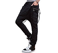 Men'S Korean Style Casual Sports Haren pants