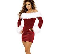 Graceful Lady Natale Furry Costume