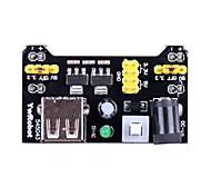 MB102 Bread Board 3.3V/ 5V Power Supply Module - Black