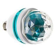 Globusbirnen RGB E26/E27 - 3 W
