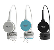 Salar EM300 Cool-Projetado Over-Ear Headphone para PC / iPod / iPhone / Samsung / HTC