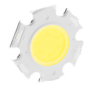 DIY 3W 250-300LM 5500-6000K 300mA Cool White Licht Integrierte LED-Module (9-11V)