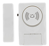 MC06-1 Door/Window Entry Alarm + Magnetic Sensor for Detecting Entry