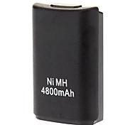4800mAh bateria recarregável para Xbox 360