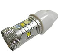 J0505 Universal-20w 6500k 600lm CREE T20 XBD R3 White Light-Kopf-Lampen für Auto - Silber + Weiß