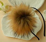 Girls Hair Accessories Headbands Faux Fur