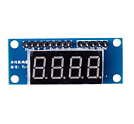 4 Digit LED Display Module 8550 Parallel Triode Driving