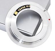 EMOLUX Silver AF Confirm M42 Lens to Canon 50D 40D 30D 550D 450D 500D 5D