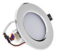 Luces Empotradas Descendentes 5W 10 SMD 5730 480 LM Blanco Fresco AC 85-265 V