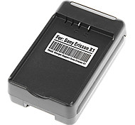 Battery Charger for Sony X1 Battery Black