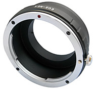 EMOLUX Canon EF EF-S-Objektiv an Sony NEX-5 NEX-3 NEX-VG10 Pro E-Mount-Adapter