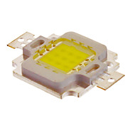 10W Integrare 800-900LM 6000K fredda Chip White Light LED (10-12V)
