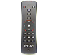 MINIX NEO A2 4-in-1 Air Mouse (Tastiera Motion Controller ,59-Key wireless, altoparlante, microfono, Nero)