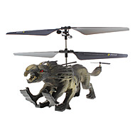 Attop YD-715 3ch Wild Animal Shaped RC Helicopter met gyroscoop