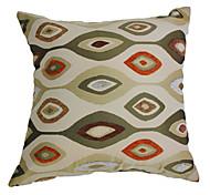 Fancy Geometric Decorative Pillow Cover