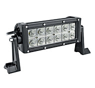 LED Light Bar Off Road LED6-36W